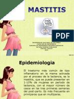 Mastitis Diapositivas