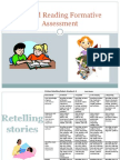 guided reading formative assessment