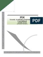 PDI (2008-2010)_Contabilidad