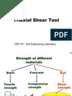 Triaxial Shear Test