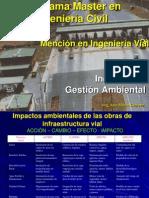 Tema -Impactos Ambientales de Las Obras de Infraestructura-A Vial