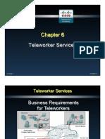 Teletrabajador, Cable, DSL, VPN