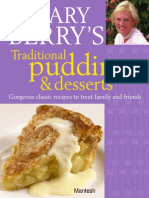 Traditional Puddings and Desserts