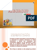 AJEGROUP - EXPOSICION