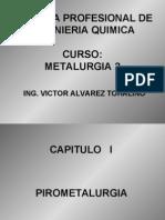Curso Metalurgia 2 Capitulo I 2011 A