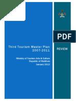 Maldives Tourism Master Plan