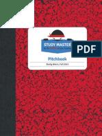 studymaster-pitchbook
