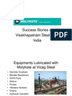 Visakhapatnam Steel Plant - Success Story