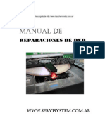 Reparacion de Dvd