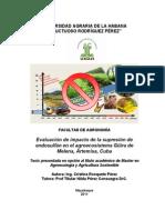 Tesis Endosulfan Cuba