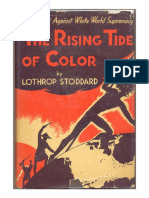STODDARD the Rising Tide of Color