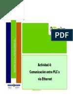 InfoPLC Net Ethernet Comunicacion Entre PLCs via Ethernet