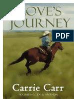 Carrie Carr - [Lex & Amanda 4] Love's Journey