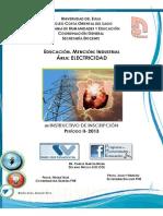 Instructivo II-2013 - Electricidad