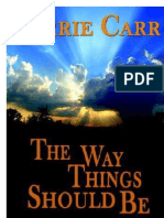Carrie Carr - [Lex & Amanda 6] the Way Things Should Be