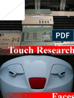 Touch Research 1