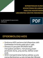 Epidemiologi Aids