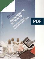 48799508 Elementos de Economia Introduccion a La Economia