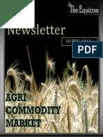 Daily NCDEX Newsletter 10-December