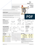 IsoTherm Mixing Module Installation Manual