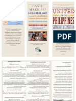 UNITED for the Philippines Coffeehouse Brochure (2)