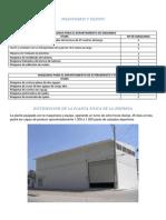 Distribucion de La Planta Fisica de La Empresa