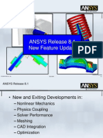 SVS FEM+Kolektiv-ANSYS 8 1 New Features University Update