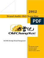 pestel analysis on old chang kee Consensus estimates analysis # of estimates mean high low 1 year ago sales (in millions) year ending mar-18: 1: 8400:  old chang kee ltd news » more ocklsi news institutional holders.