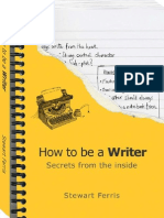 How to Be a Writer-FREE-SAMPLE