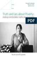 Truth and Lies about Poverty: Ending comfortable myths about poverty