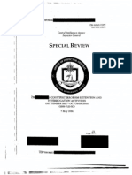Rapport de la CIA du 7 mai 2004
