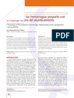 Articulo de Hemorragia Uterina Posparto 2