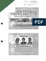 Coating Inspector Training for Level i