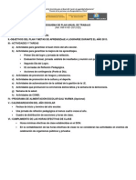 Esquema de Documentos de Gestion
