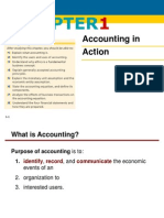 Chapter 1, accounting principles