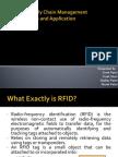 Scm - role of rfid in scm