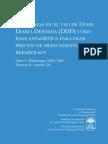IFPMA Problemas en El Uso de Dosis Diaria Definida DDD 2007