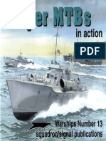 (Squadron-Signal) - (Warship in Action 013) - Vosper Mtbs