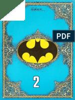 Batman - Tudo Em Cor 02