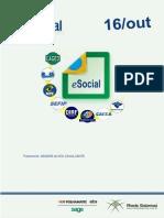 Apostila E-Social Out 2013