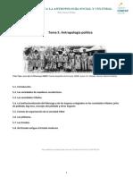 Tema 5 Antropologia