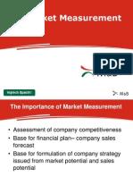 MM5 Market Measurement 13