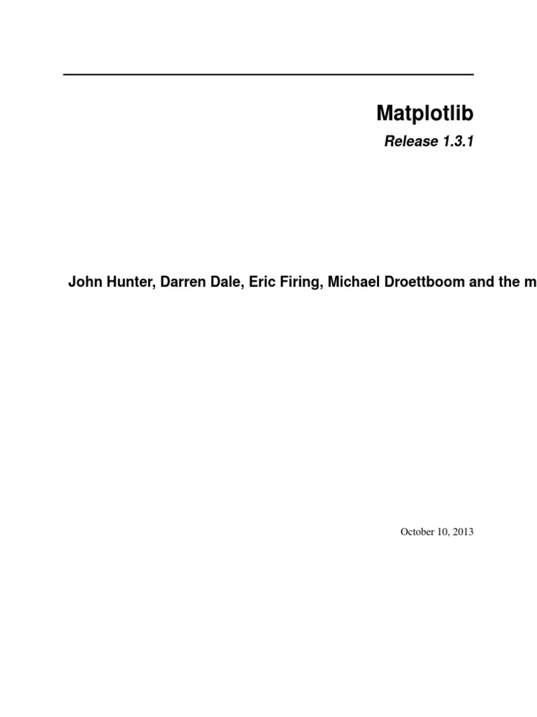 matplotlib patchcollection fill