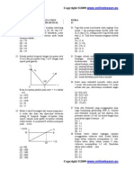 Latihan Soal SNMPTN 2010 Fisika Package1