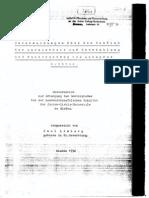 Untersuchungen ueber den Einfluss der Aussaatzeit und Futterertrag von Lathyrus sativus. - Agronomy - Limberg 1952