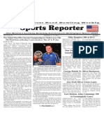 December 11 - 17, 2013 Sports Reporter