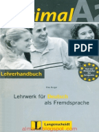 optimal a2 lehrbuch f252r deutsch als fremdsprache