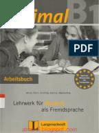 optimal a1 lehrbuch f252r deutsch als fremdsprache