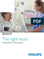 PageWriter TC70 Cardiograph Brochure - The Right Touch (Eng)