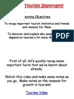 tourism lesson 3